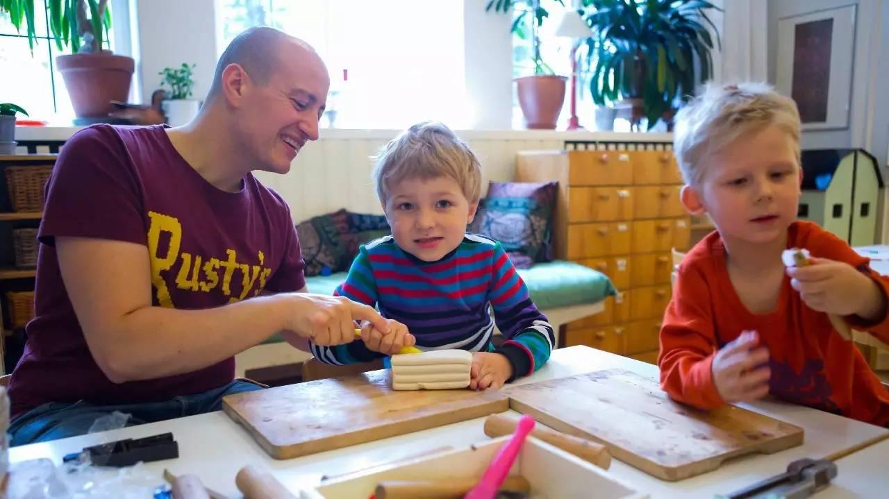 芬兰孩子在幼儿园里学些什么?