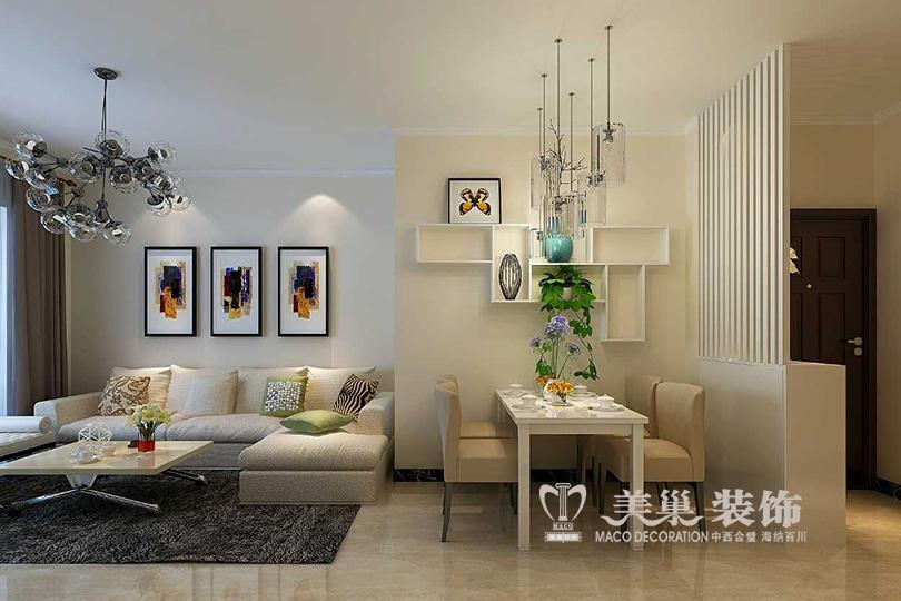 室内装修效果图大全欧式装饰隔段设计