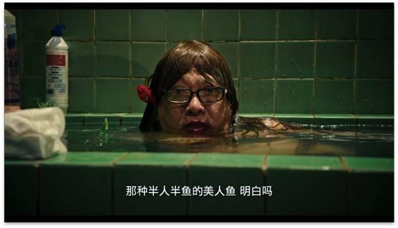 美人鱼馆长杨能邀您观看爱情喜剧《我的模特女
