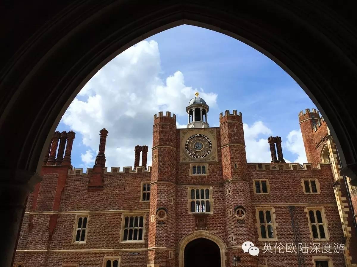 来汉普顿宫聊英国皇室八卦(一)都铎王朝