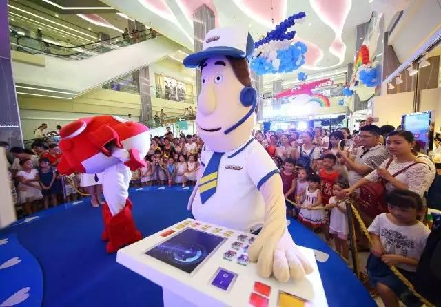 5折啦 凯德广场童装抢抢抢 孩子最喜欢的超级飞侠来宜宾了,送500张票