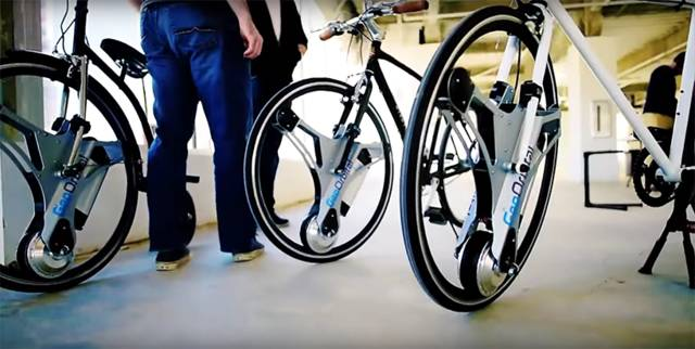 这家公司想把所有的自行车变成电动车