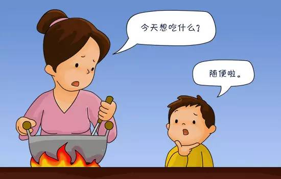 卡通生气发火图片