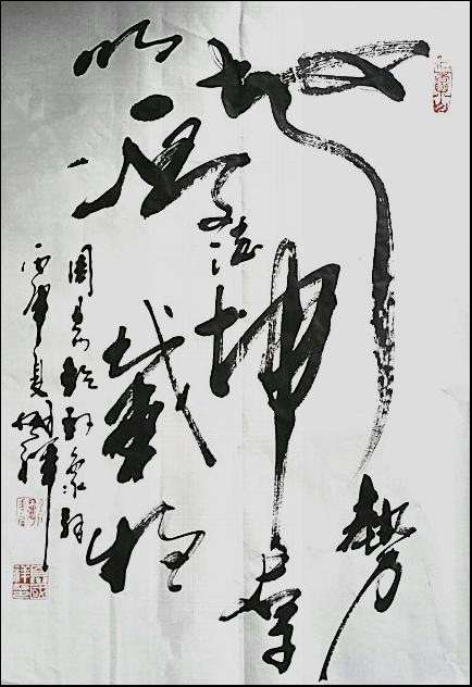 美丽中国——走进著名书法家夏国祥