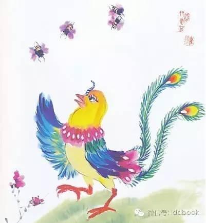 鸡什么皮成语_成语故事简笔画