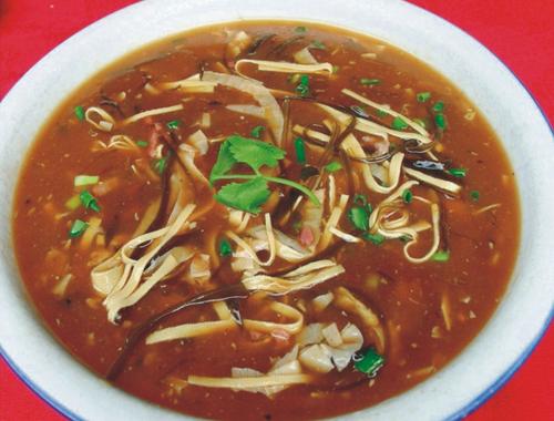 哪里有學做胡辣湯的地方?