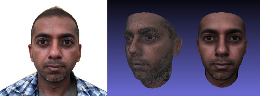 ObEN:声音模仿x三维图像沉建从头定义虚拟世界