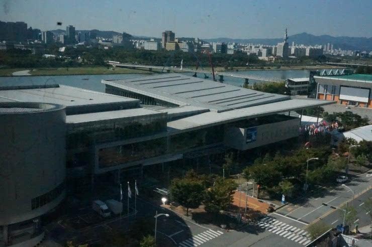 IROS 2016   来到韩国硅谷,带你探馆IROS 2016