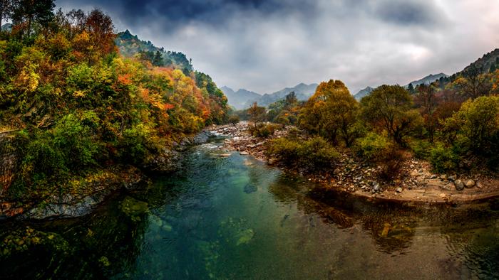 陕西黑河国度丛林公园第四届拍照大赛开端啦!
