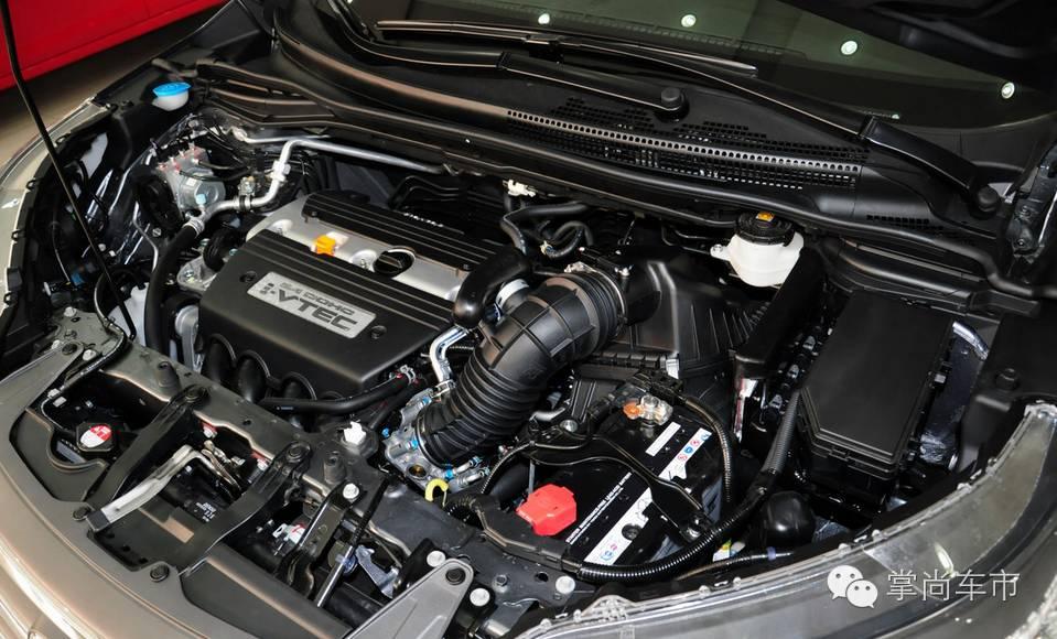 本田的发动机技术在各大车企中是首屈一指的.图片