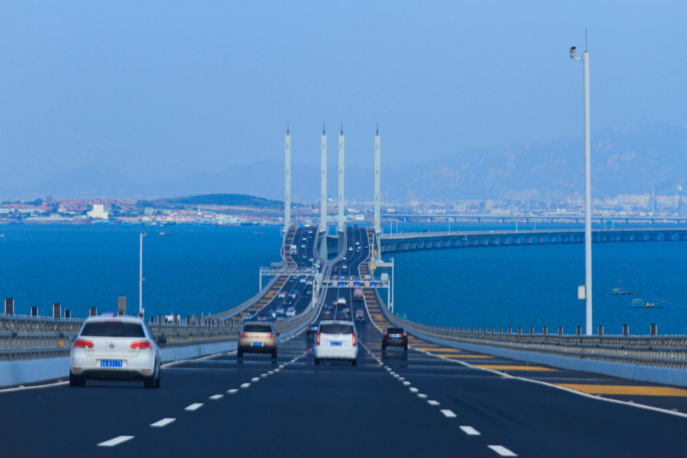 沁园春.庆祝港珠澳跨海大桥建成通车 - 牧云安城 - xac1439757464的博客