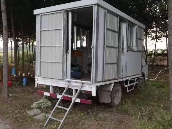 一款纯国产平民房车,屌丝值得拥有图片