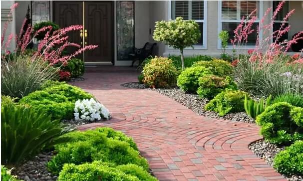 浅谈私家庭院景观园路设计