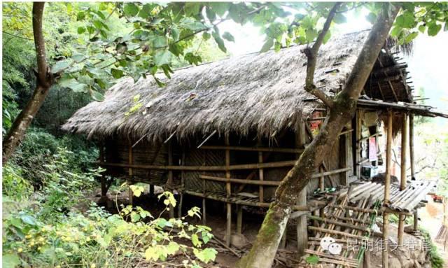 分布于云南各地的傈僳族视频大多以住房房和木楞房为主.webpy竹篾教程图片