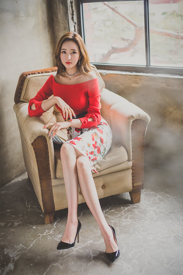 网红直播推广排行榜~韩国平面模特 李妍静
