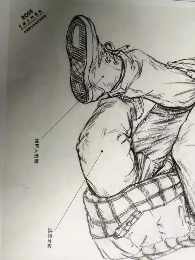 绿巨人简笔画