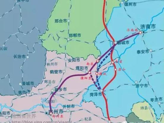 京九高铁线路图,高铁线路图走向路线图线路敲定武穴规划