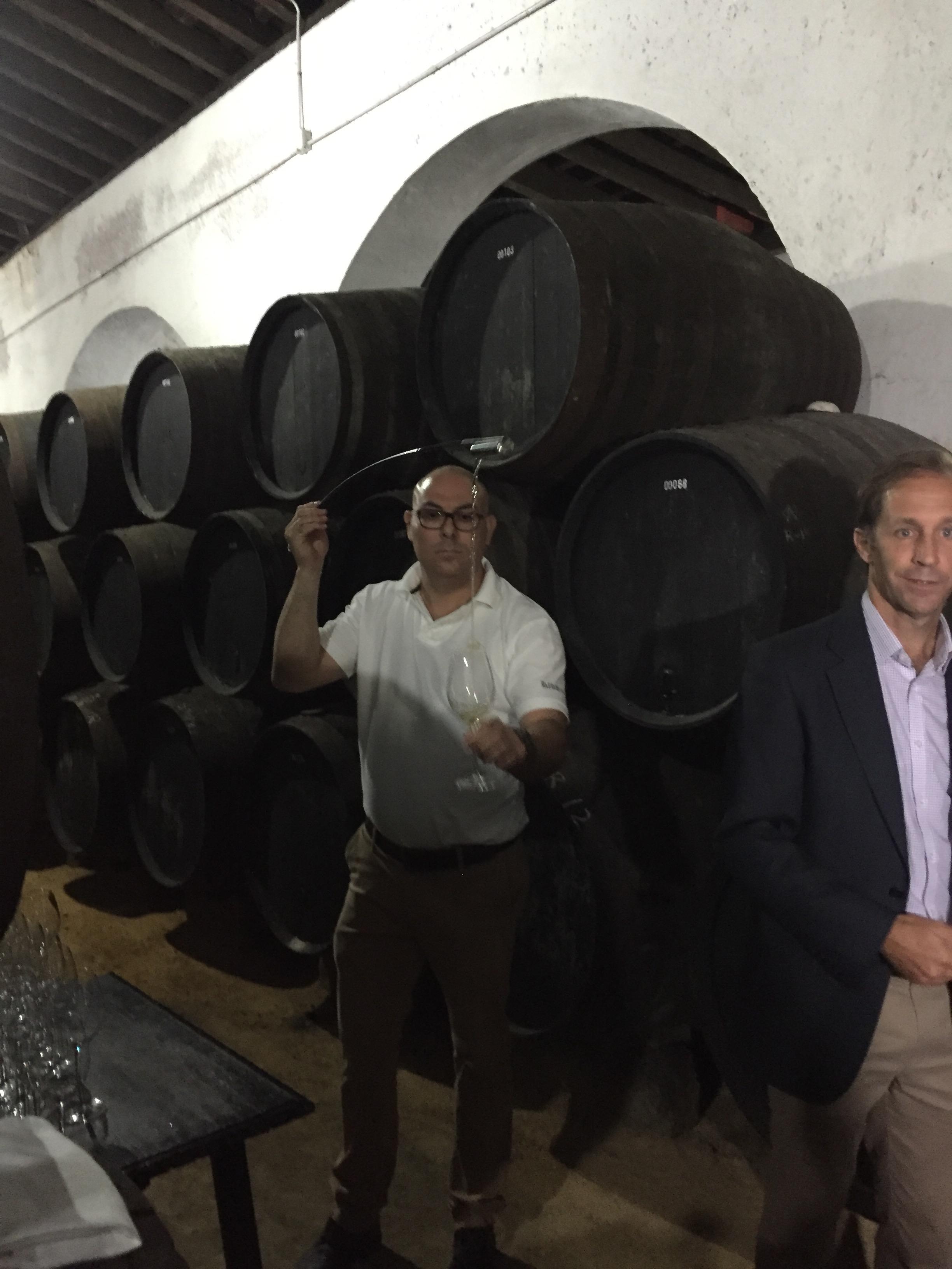 西班牙雪莉酒官方认证讲师之旅第9张-葡萄酒博客