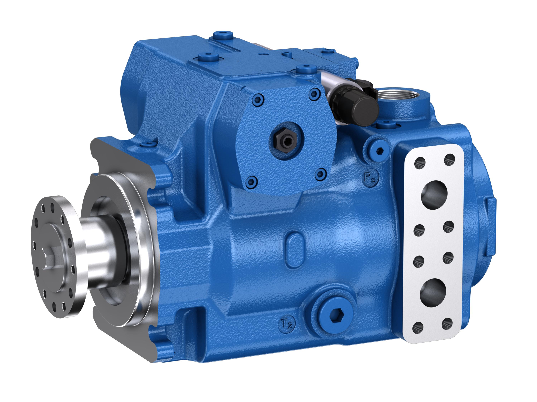 柱塞泵具有额定压力高,结构紧凑,效率高和流量调节方便等优点,被广泛