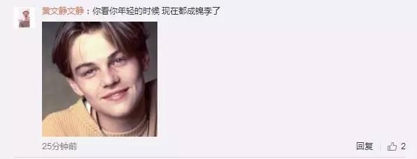 小李子开微博,听说评论区成了表情包的世界图片