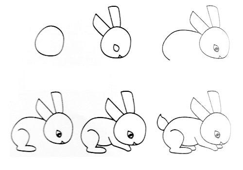 2分钟教会你画简笔画 学会了教孩子吧