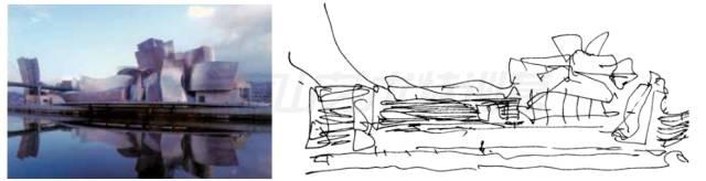 扎哈室内概念手绘
