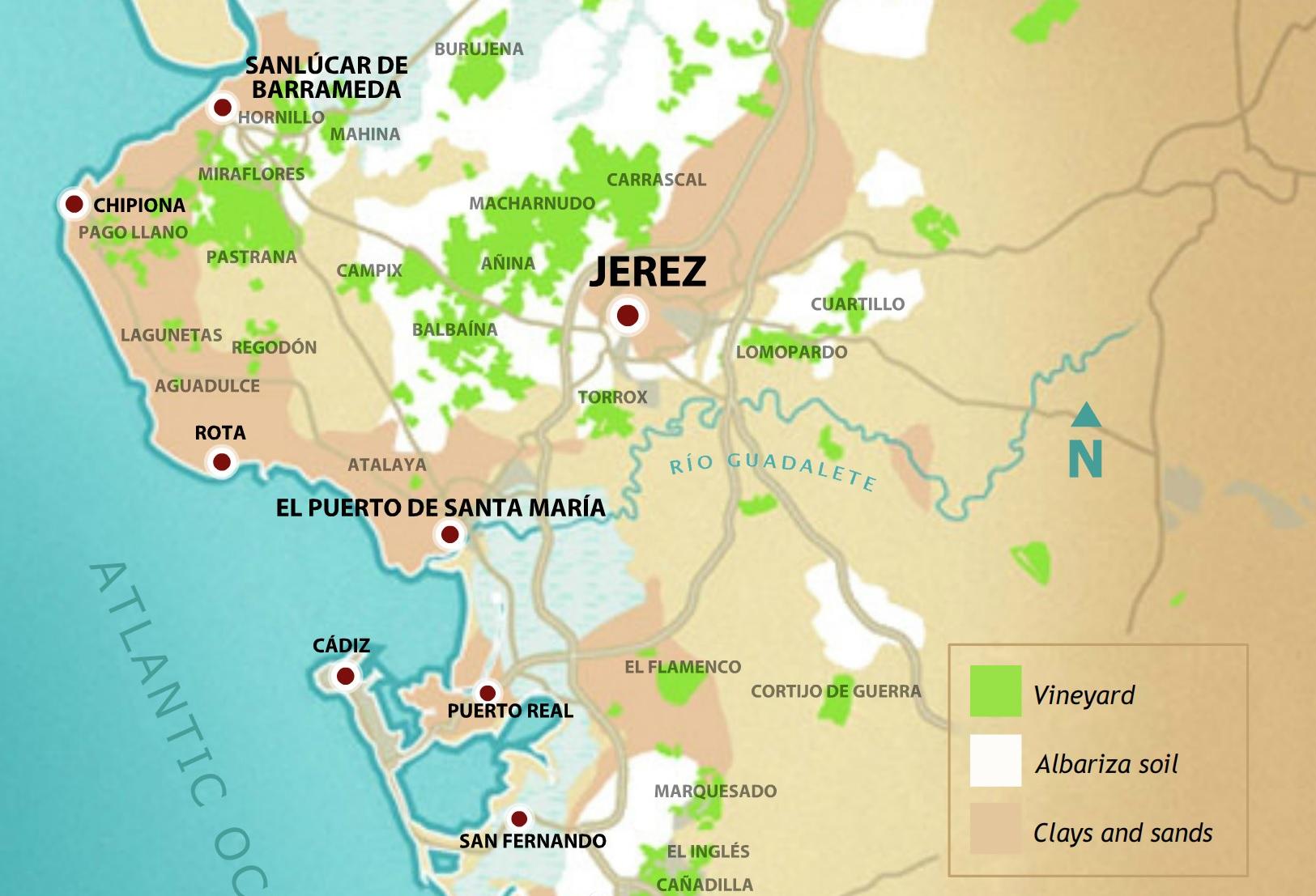 西班牙雪莉酒官方认证讲师之旅第3张-葡萄酒博客
