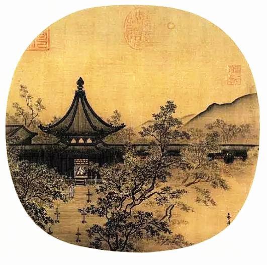 难得一见 蒋介石喜欢并带走的12幅国画珍品