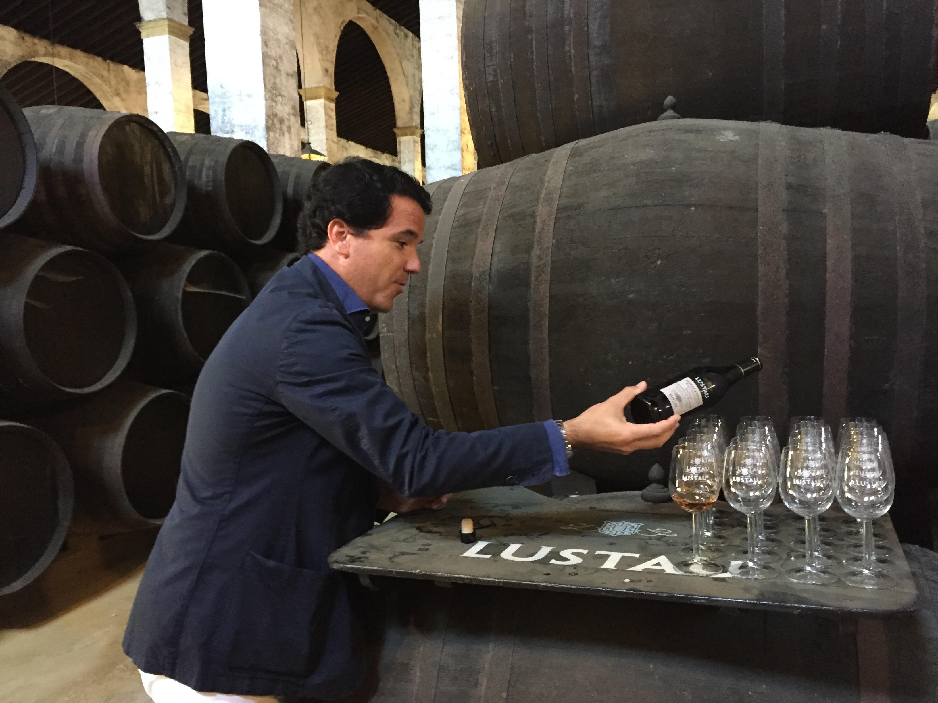 西班牙雪莉酒官方认证讲师之旅第2张-葡萄酒博客