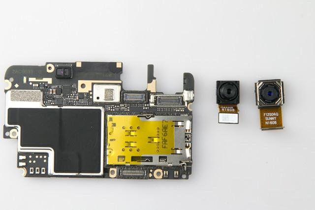 独门快充OPPO R9拆解图 R9手机螺丝详细拆解