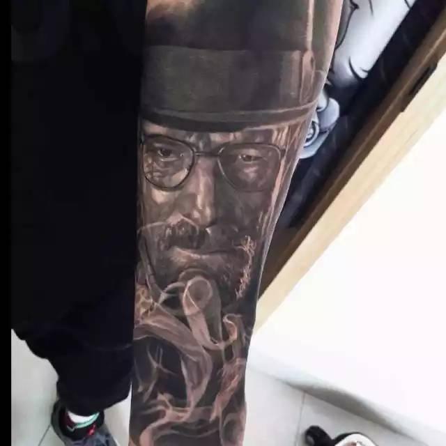 余文乐背后的3个纹身大师都是世界级的?据说预约都到