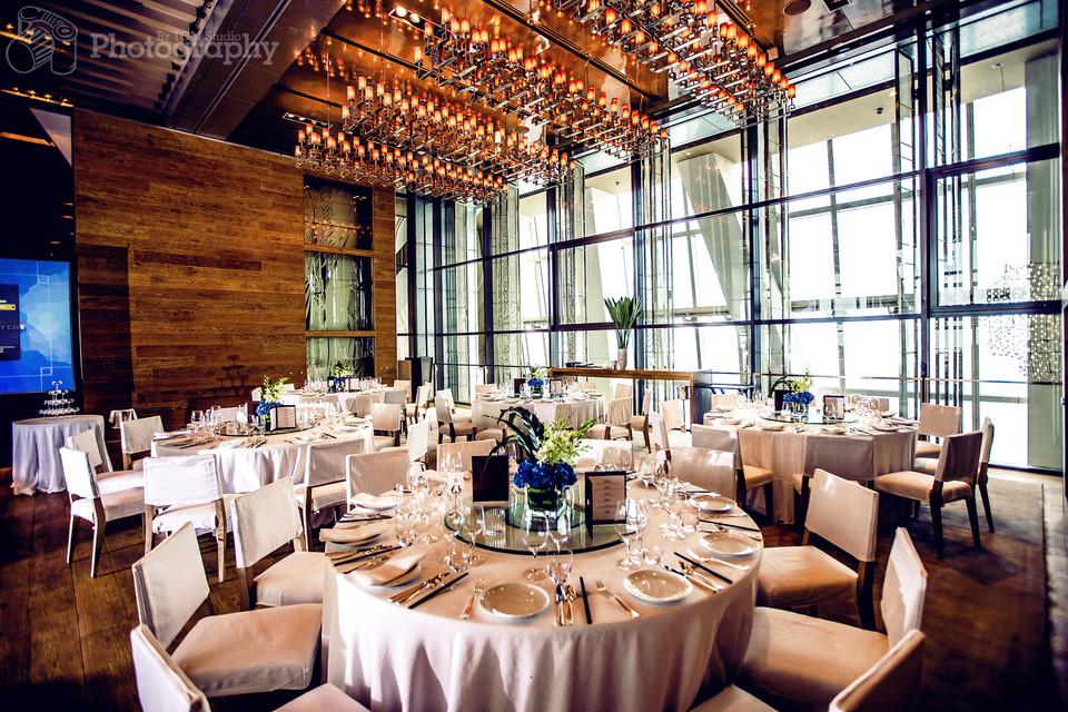 宴会桌内部结构