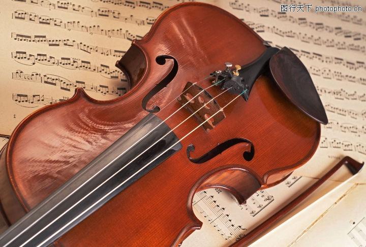 小提琴如何按弦?图片