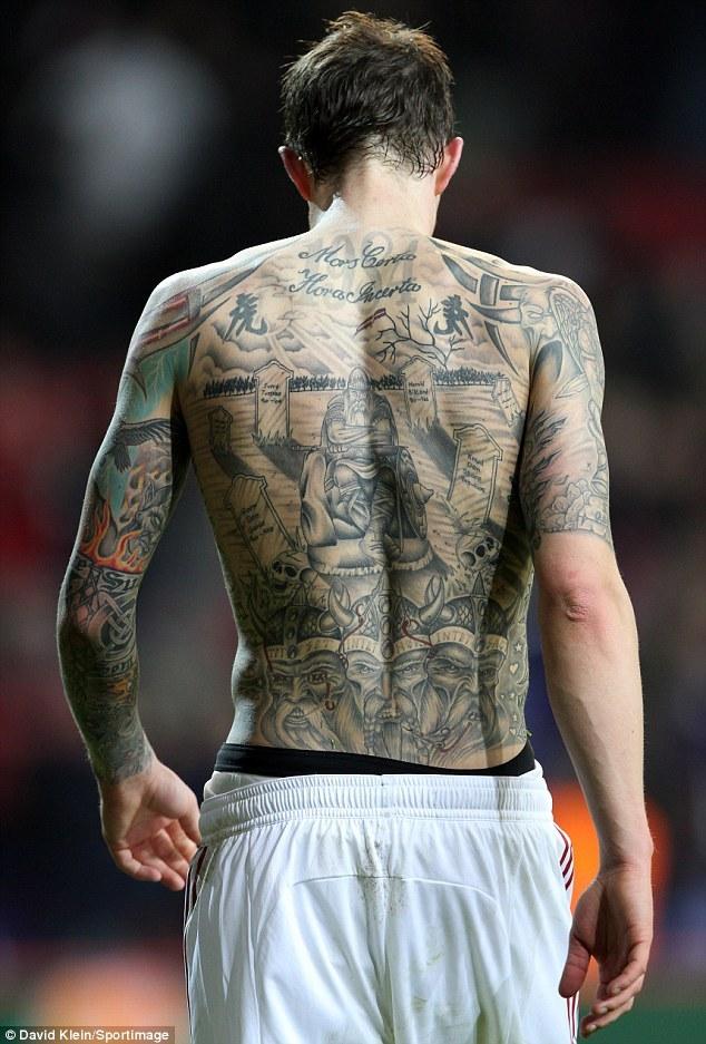 澳门威尼斯人网址:阿格:利物浦和纹身都是我的信仰