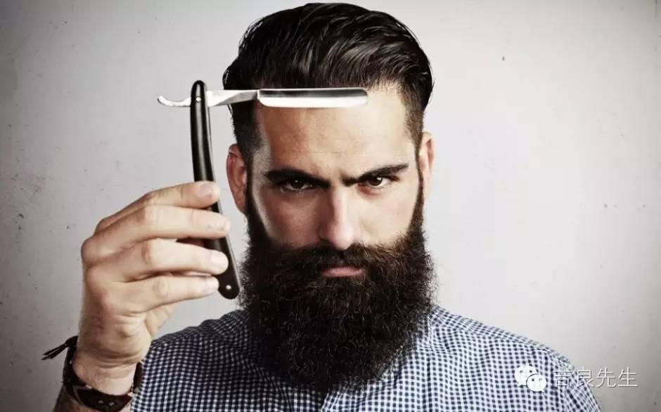 男人留胡子的历史,比女人打理头发的历史还要骚得多呢 ,小学生读图片