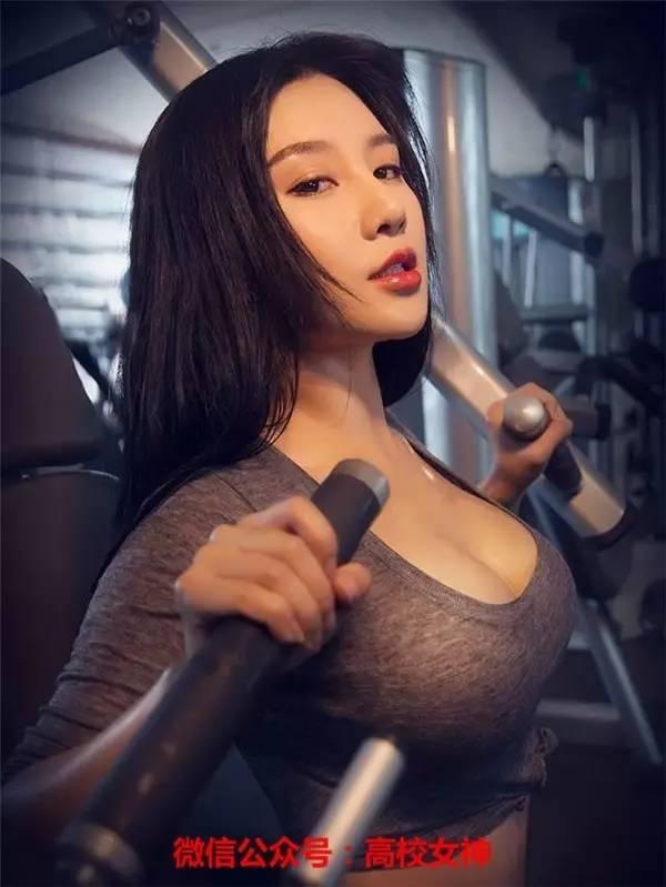 那些年爆红的十大健身女神,都是蜂腰翘臀魔鬼身材!