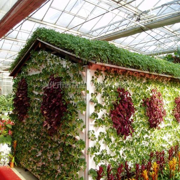 【晋益温室】一亩生态餐厅温室造价