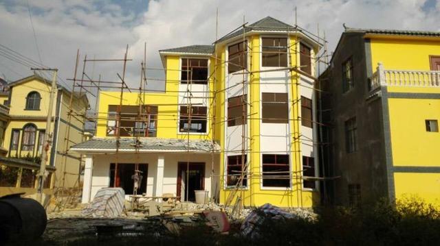 钢结构别墅案例分享从基础到建成详细建造过程