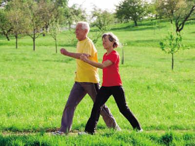 快走加跑步减肥效果