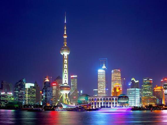 景点:东方明珠广播电视塔