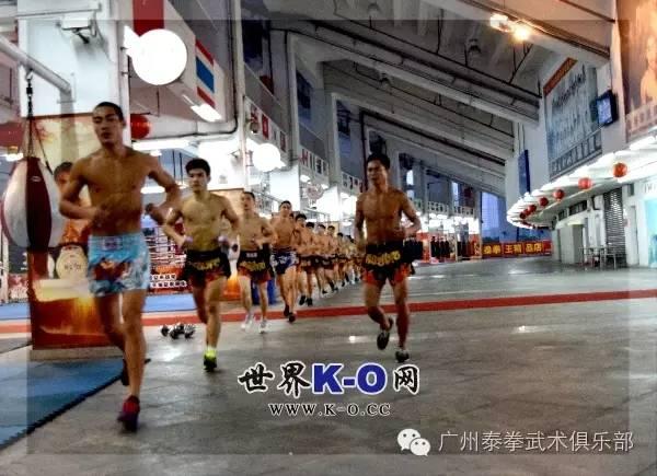 泰拳体能训练三大原则八项注意 三大原则之一