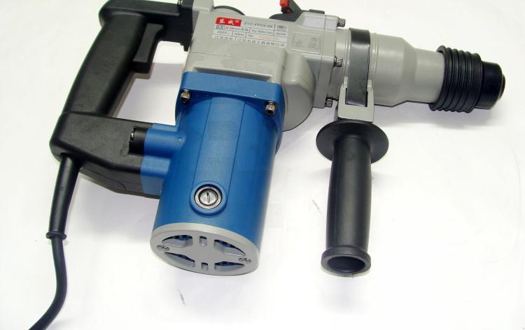 电锤冲击钻常见故障及排除方法