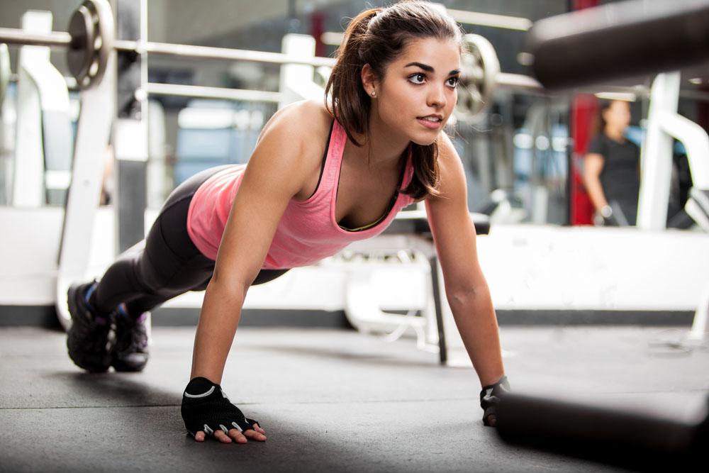 运动减肥却变重了图片