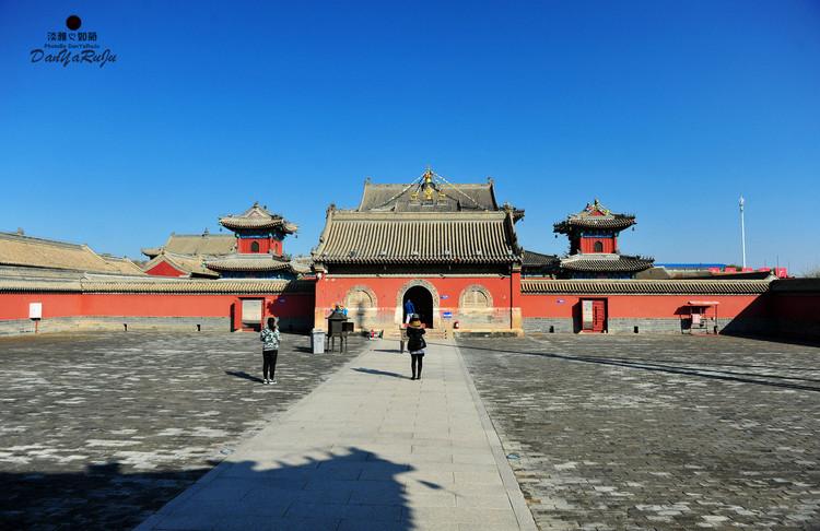 喇嘛僧曾达三千多?蒙古高原上的寺传奇