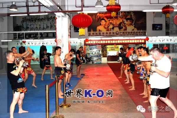 泰拳体能训练三大原则八项注意 三大原则之三