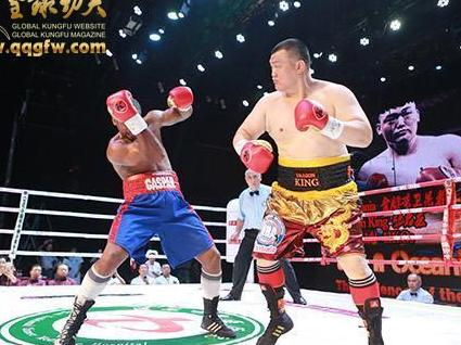 """中国重量级拳击统治亚洲!张君龙令日本人不寒而栗"""""""