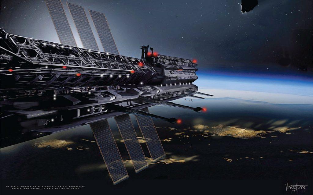 """人类首个 """"太空国家 Asgardia"""" 计划,何时能登上"""""""