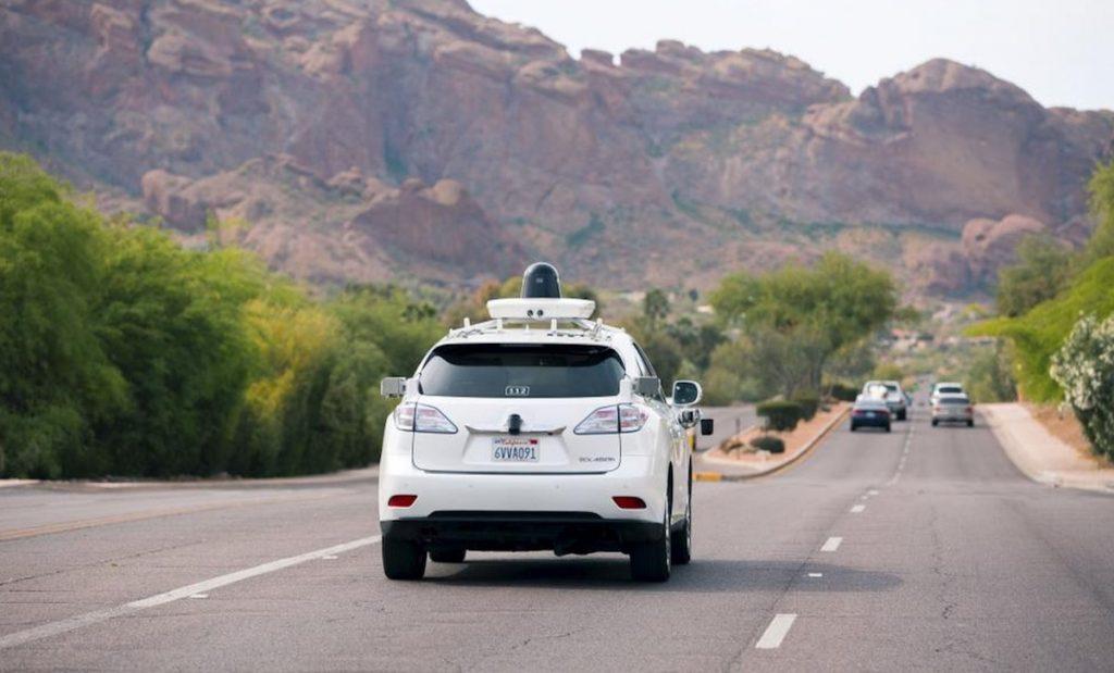 """当灾难来临,自动驾驶汽车可能会挽救更多生命"""""""