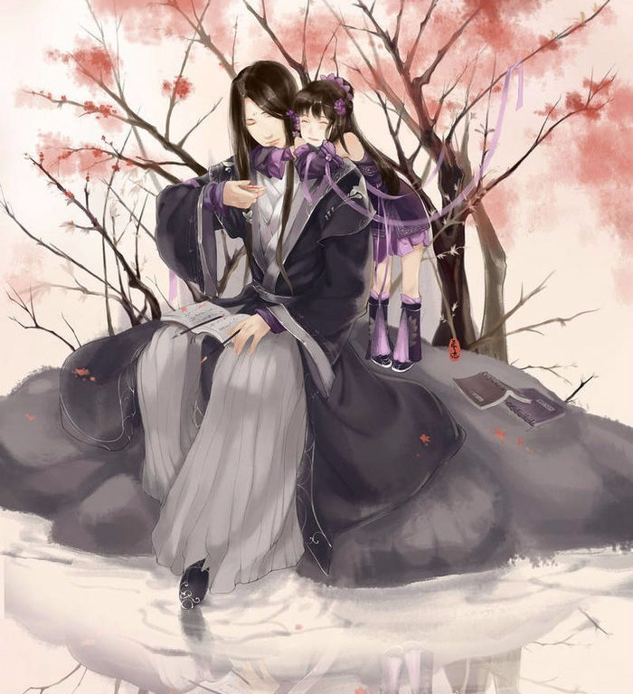 简书小说馆  饕餮姑娘和她的小道士图片
