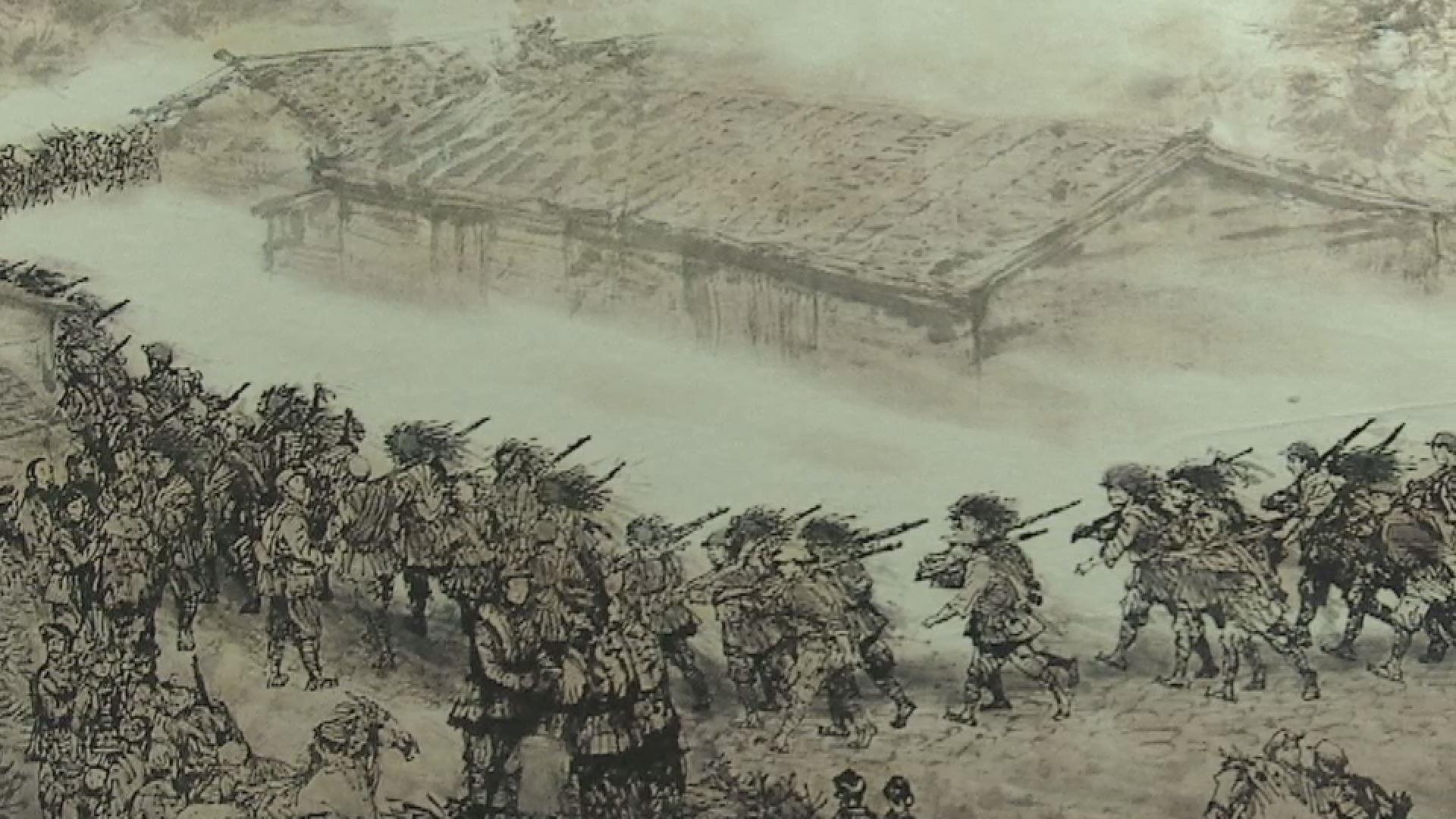 红军长征第一村......图片 45302 600x337